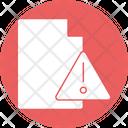 Document Failure Icon
