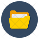 File Folder Archive Icon