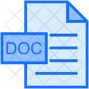 Document File File Text Icon