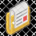 Folders Files Document Folder Icon