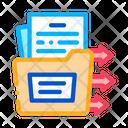 Document Folder Software Icon