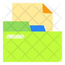 Files Folders Office Icon