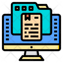 Floders Document Email Icon