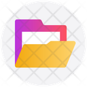 Document Folder Folder File Folder Icon