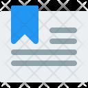Document Gtag Icon