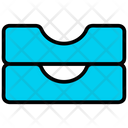 Document Holder Holder Billfold Icon