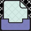 Document Inbox Icon