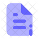 Document-info Icon