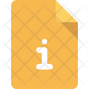 Document Info Information Icon