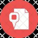 Document Location Icon