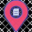 Document Location Document File Icon