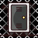 Document Locker Cabinet Caddy Icon