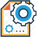 Management Settings Cog Icon