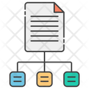 Document  Network Icon