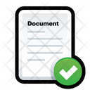 Document File New Icon