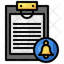 Document Notification Icon