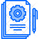 Document Optimization Documentation Icon