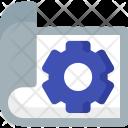 Document optimization Icon