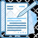 Document Paper Paper Management Icon