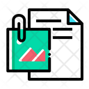 Document Paper Content Icon