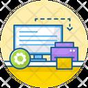 Document Print Icon