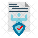 Document Paper Contract Icon