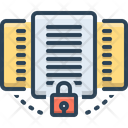 Document Protection Document Protection Icon