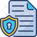 Document Protection Icon