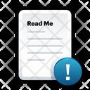 File Document Help Icon