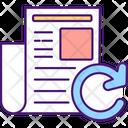 Document Recheck Icon