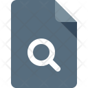 Document Search File Icon