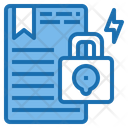 Protect Document Email Icon