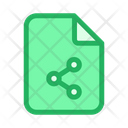 Document Share Icon