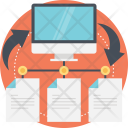 Document Sharing File Icon