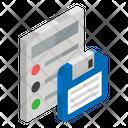 Document Storage Icon