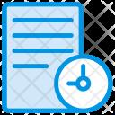Form Deadline Date Icon