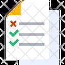 Document Verify Icon