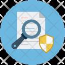Documentation Safety Assurance Icon
