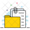 Document Document Folder Documentation Icon