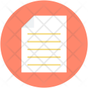 Documents Extension Sheet Icon