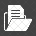 Documents File Folder Icon