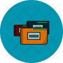 Documents Business Tool Icon