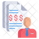 Documents Finance Paper Finance Icon
