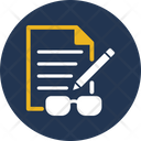 Documents File Notes Icon