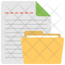 Documents Records Notes Icon