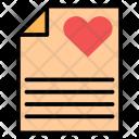 Documents Favorite File Icon