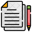 Documents Business Text Icon
