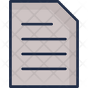 Documents Extension Sheet Text Sheet Icon