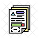 Documents Paper File Icon
