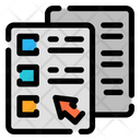 Documents Files And Folder Document Icon